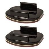 Flat Adhesive Socket (2pcs)