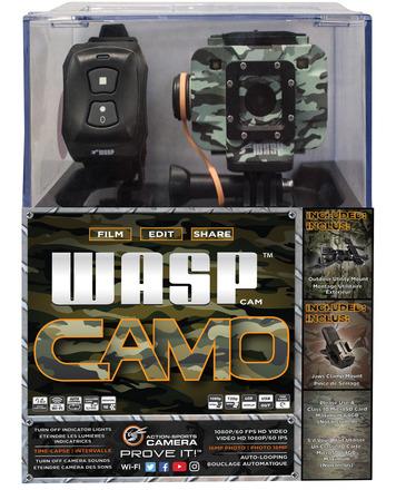 WASPcam 9906 CAMO picture