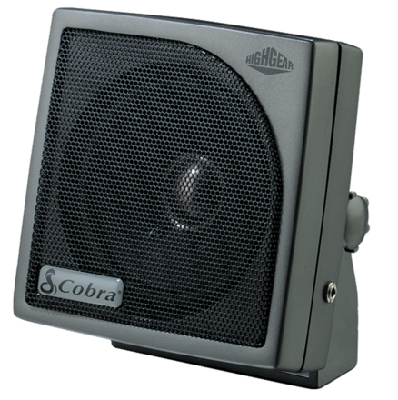 HG S100 Dynamic External CB Speaker picture