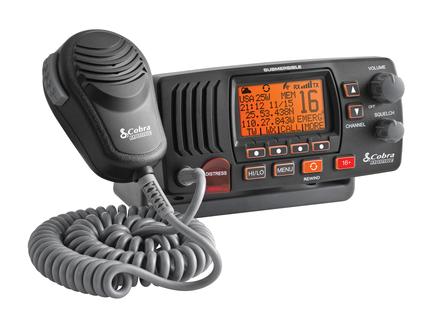 MR F57B – 25 Watt Class-D Fixed Mount VHF Radio, Black picture