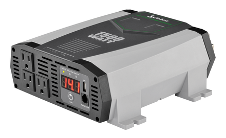 Professional 1500 Watt Power Inverter picture
