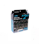 32875 - BLACK CHROME - RACING COMPOSITE R26: 12X1.25