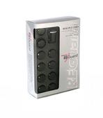 WRE060B - BLACK - BULLOCK RE GUARD LUGS & LOCK SET: 14X1.5