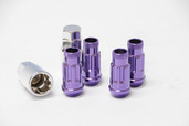32902L - PURPLE - SR48 OPEN END LOCK SET: 12X1.5