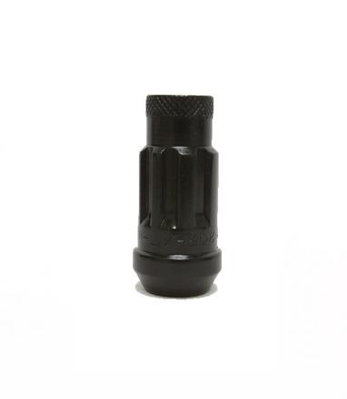 "33005B - BLACK - MONSTER LOCK SET: 1/2"" picture"