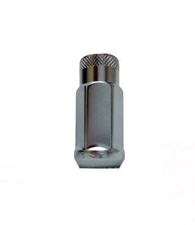33006S - SILVER - MONSTER LUG NUT: 14X1.5 picture