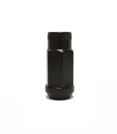 33006B - BLACK- MONSTER LUG NUT: 14X1.5 picture