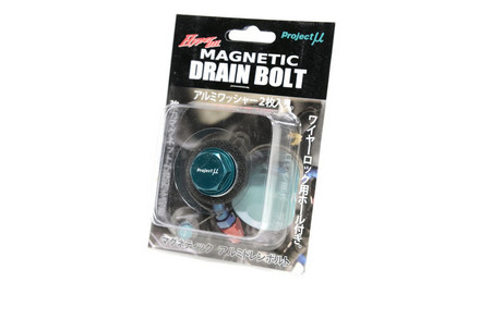 PHODB12125 - MAGNETIC DRAIN BOLT: 12X1.25 picture