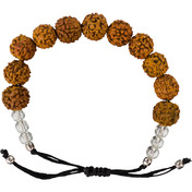 Rudraksha Seeds Bracelet 12 mm   (Each)