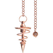 Metal Pendulum  Oracle Copper (each)