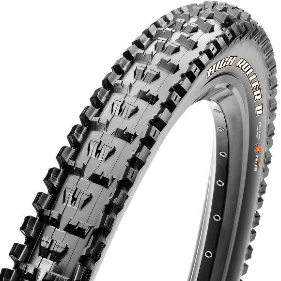 26x2.30 High Roller II 120TPI 3C/Tubeless Ready/DoubleDown