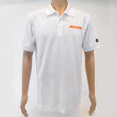Caliber Polo by Ogio White - X-Large
