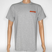 Maxxis Logo Tee Heather - Large