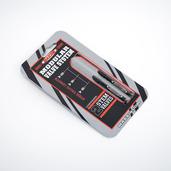 MVS Valve Black 60mm (2 per pack)