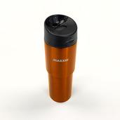 Orange Stainless Vacuum Tumbler 16 oz.