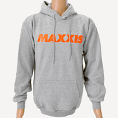 Maxxis Heather Gray Hoodie - Large