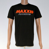Racing Tee Black - Large