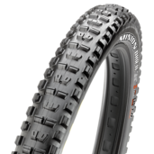 26x2.80 Minion DHR II 60TPI Dual Compound EXO Tubeless Ready