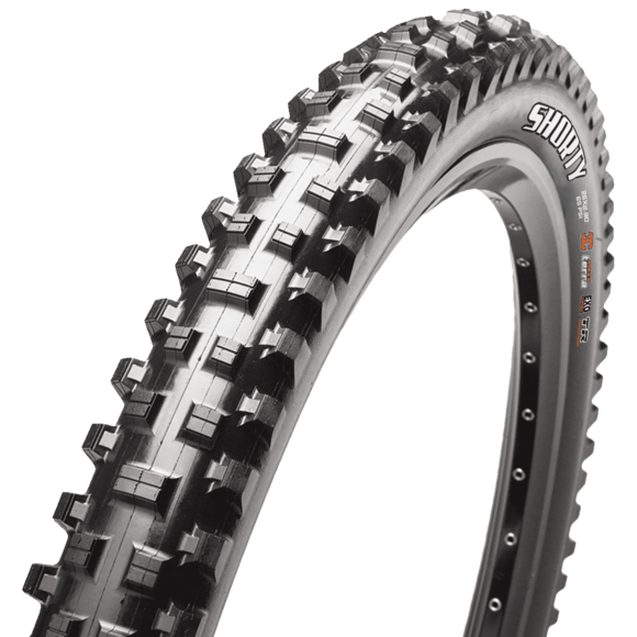 26x2.50WT Shorty 60TPI 3C/EXO/Tubeless Ready picture