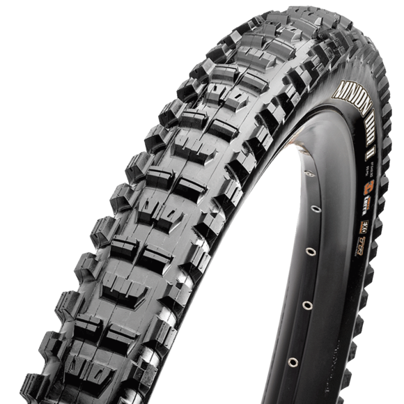 26x2.30 Minion DHR II EXO/Tubeless Ready picture