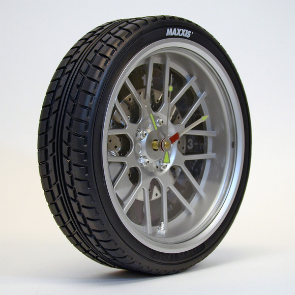 Tire Wall Clock picture