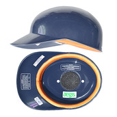 CH800 FITTED SKULL CAP<br>NAVY