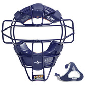 FM25LMX : NAVY<br> LEATHER PADS