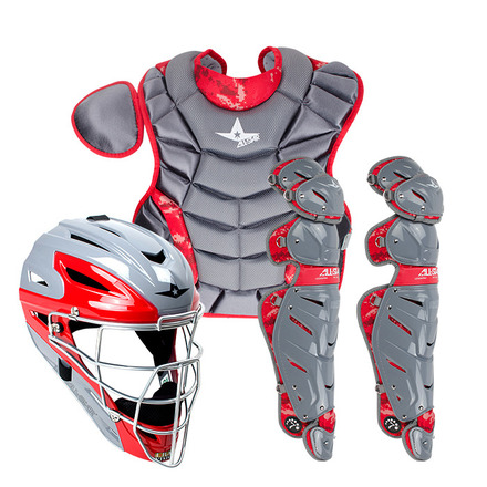 S7™ AGES 9-12 KIT : SCARLET CAMO picture