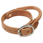 Harness Leather Nightlatch Security Strap