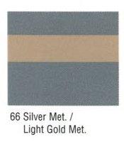 "7/8"" x  50'  Single Truck Stripe FORD Horizon Series Light Gold Metallic/Silver Metallic picture"