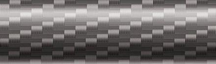 """3/4"""" Carbon Fiber Style Black  150' Reel picture"""