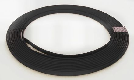 "1/4"" Black Color Molding 30' Kit picture"