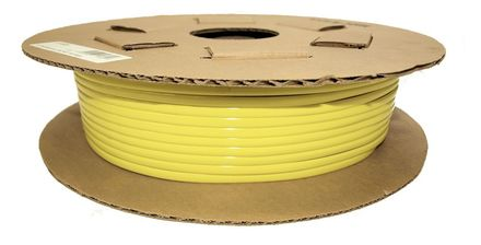 "1/4"" Yellow Color Molding 150' Reel picture"
