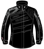 Pro Racing Ladies Nylon Jacket  Black