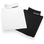 Turtleneck Poly/Cotton Black