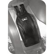 A T V Leather Fender Protector Black