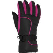 Youth Promo Nylon Gloves Fuchsia