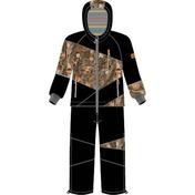 Choko CDI  Kiddies 1 Pc Nylon Suit Woodland Camo