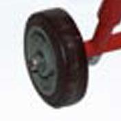 """Dolly Wheels 8"""" (1 Pair)"""