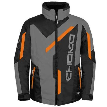 Pursuit Junior Jacket Nylon Gris Image