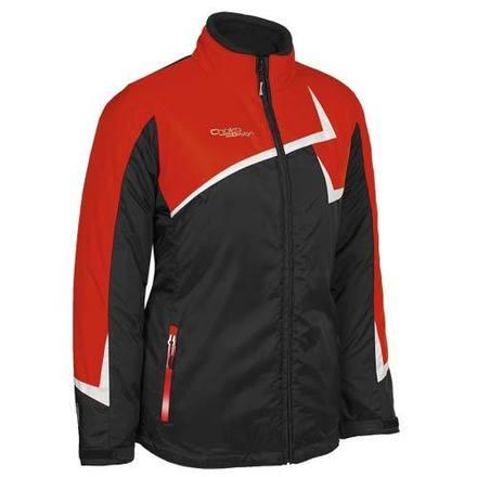 Alpine Ladies Nylon Jacket Pimento Red picture