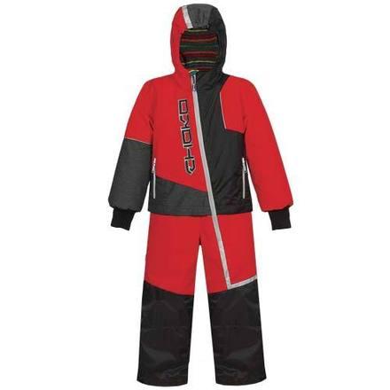 Pilot Junior 1Pc Suit Nylon Red picture