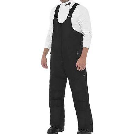Deluxe Short Mens Nylon Pant Black picture