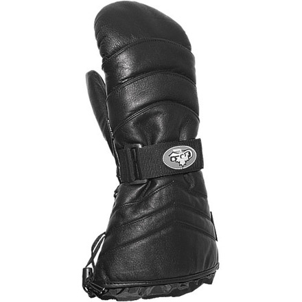 Promo Leather Mitts picture