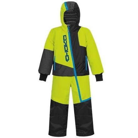 Pilot Junior 1Pc Suit Nylon Safety-Lime picture