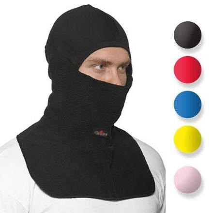 Polarclava With Lycra Hood Black picture