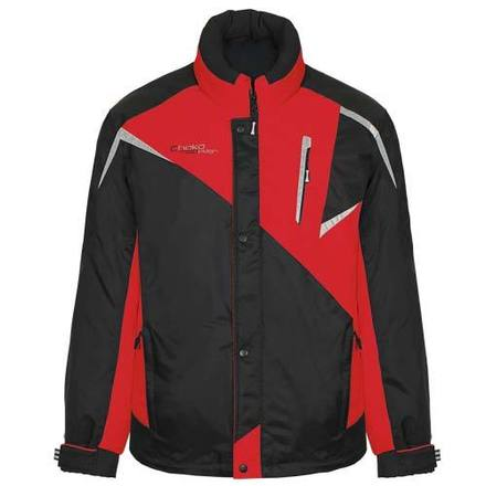 Pulse Mens Nylon Jacket Red picture