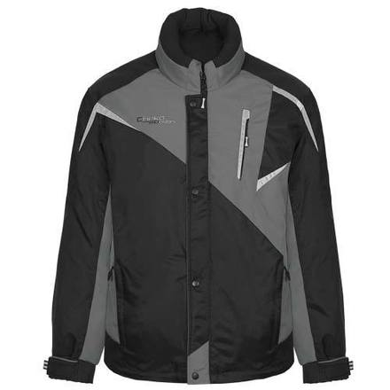 Pulse Mens Nylon Jacket Grey picture