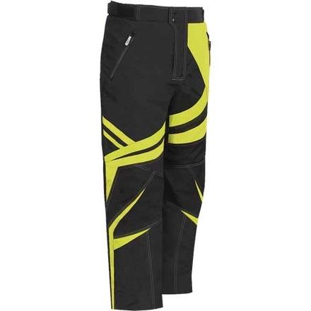 C F R Pantalon De Nylon Homme Vert sécuritaire Image