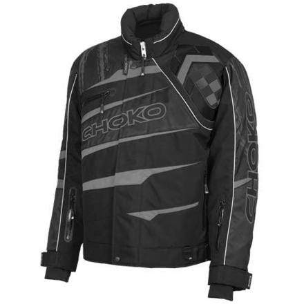 Pro Racing Mens Nylon Jacket Grey picture